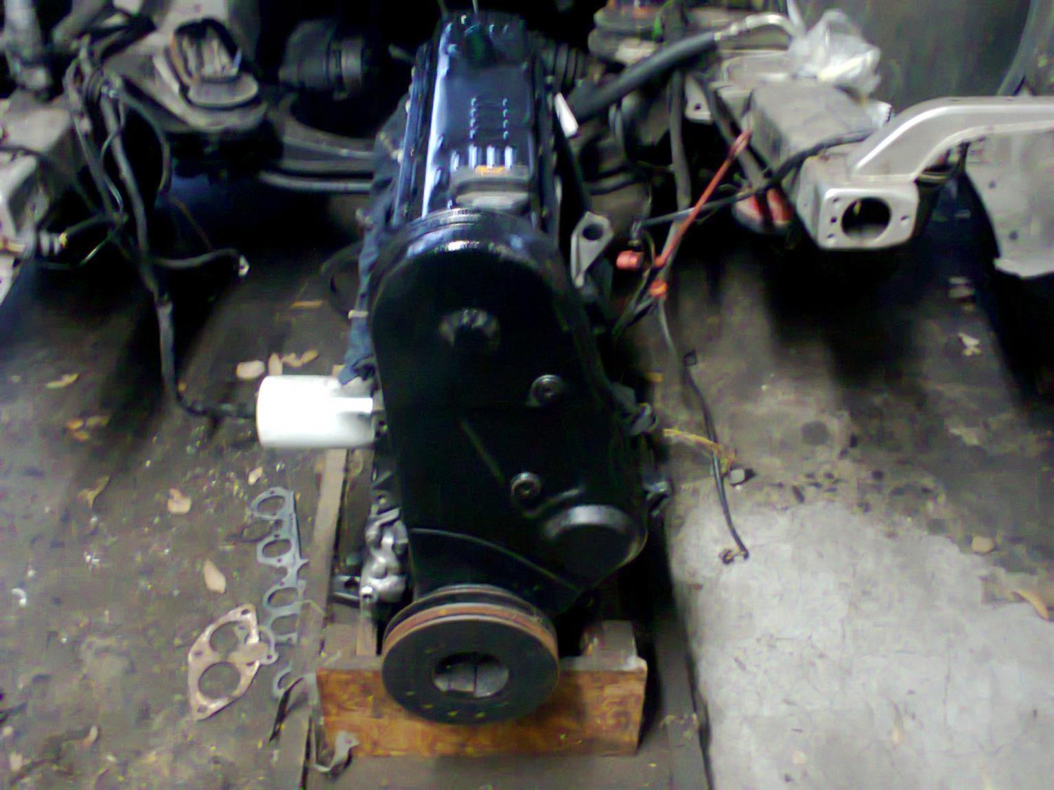 VW Kombi 2.5i good engine