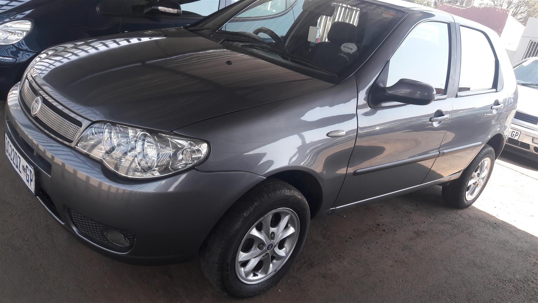 2011 Fiat Palio 1.6 ELX 5 door