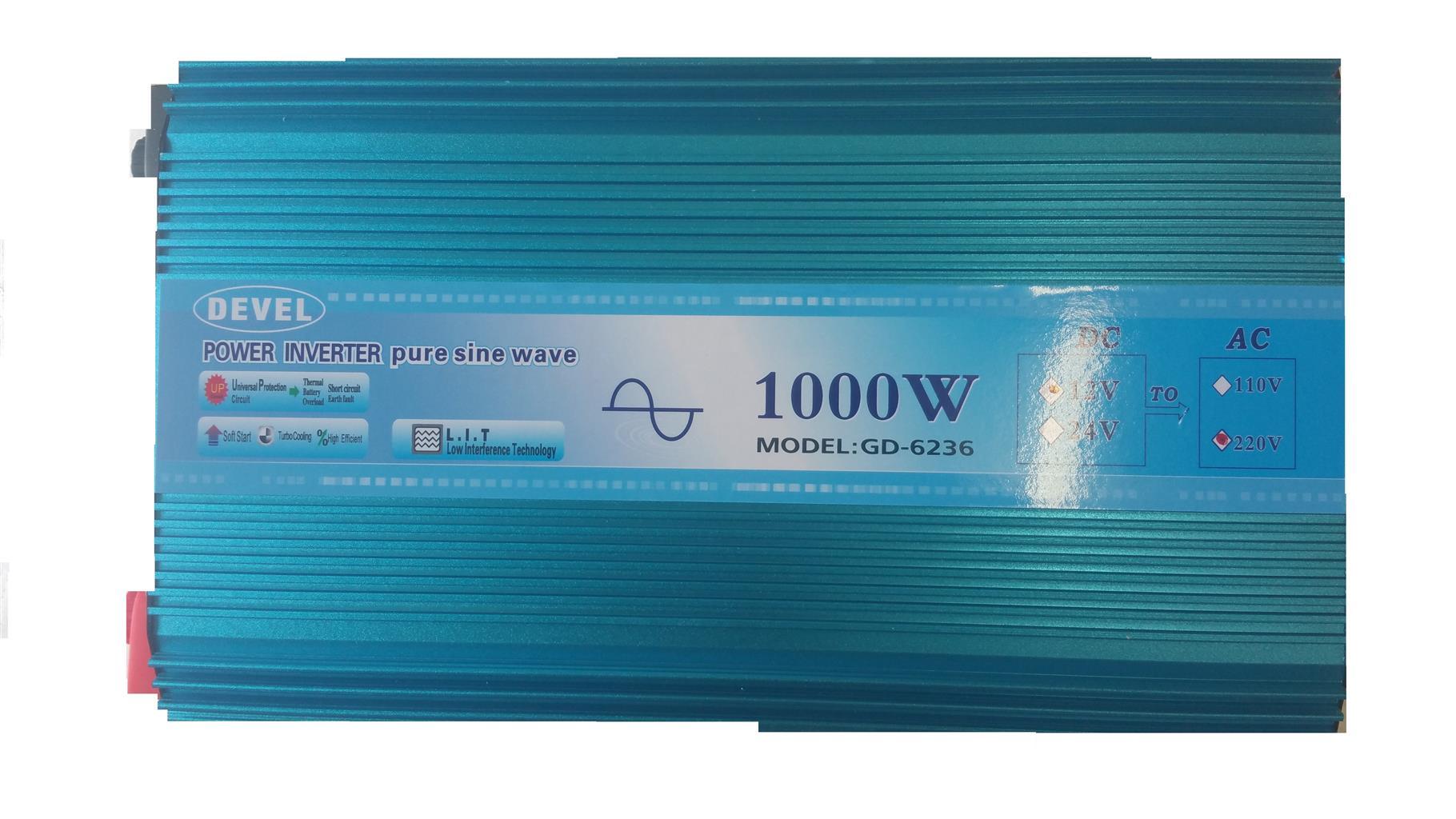 1000w power inverter pure sine wave R2000