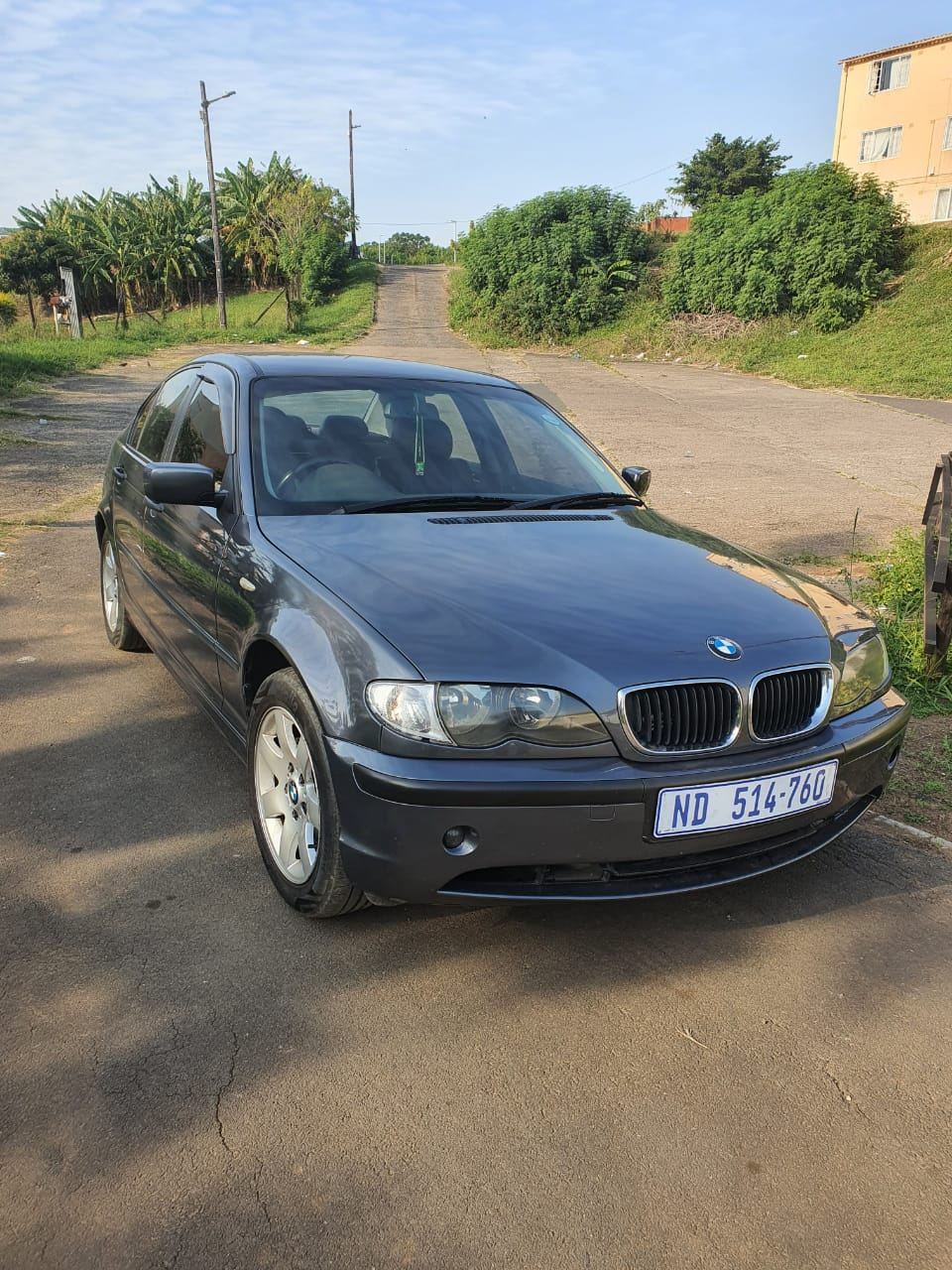 BMW  3 SERIES FULLY SERVICED