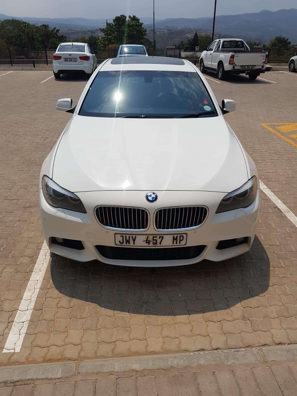 BMW 520d M-Sport Auto, Excellent condition!