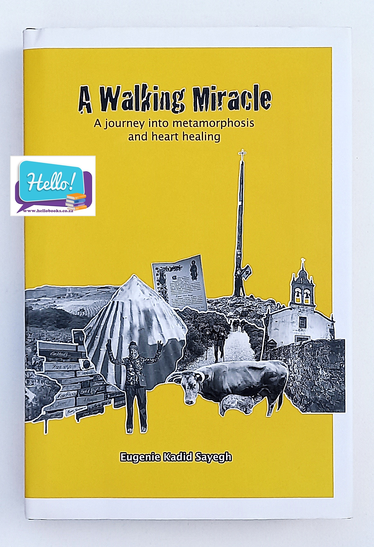 Eugenie Kadid Sayegh A Walking Miracle