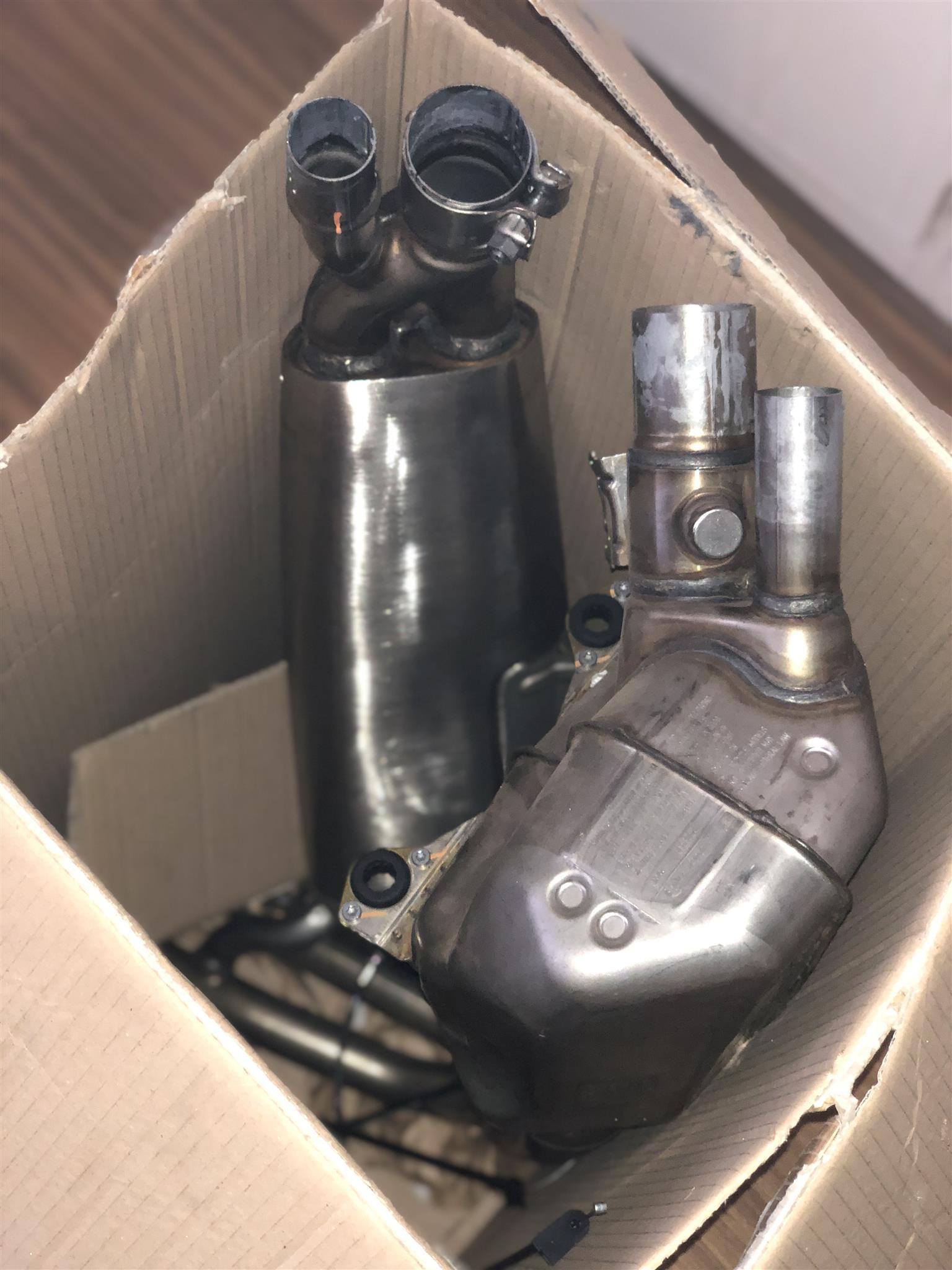 BMW S1000RR original parts for sale