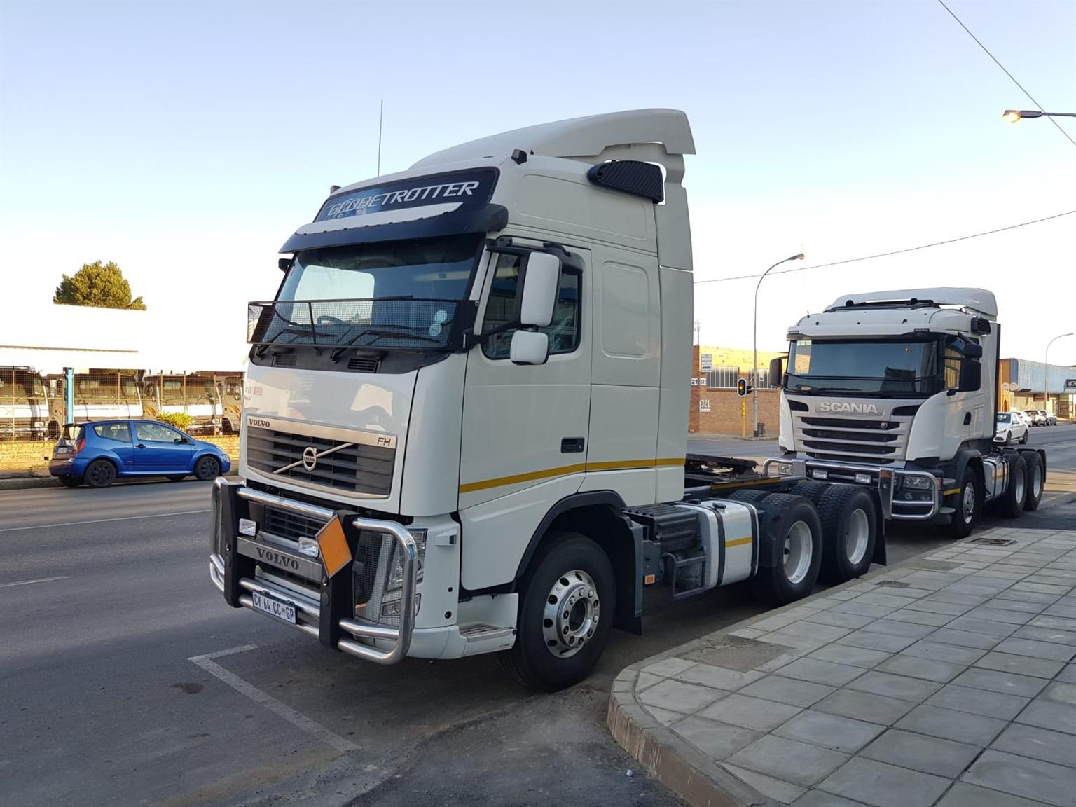 Globtrotter Volvo selling now