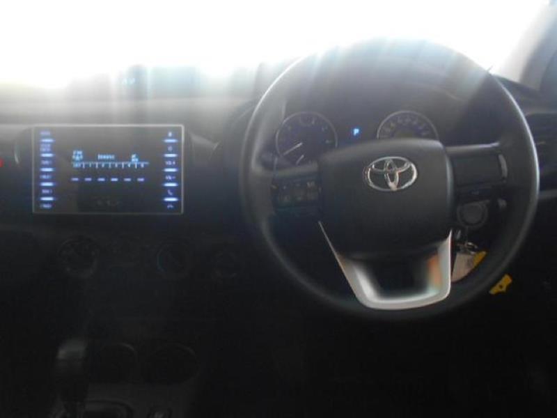 2018 Toyota Hilux double cab HILUX 2.4 GD 6 SRX 4X4 A/T P/U D/C