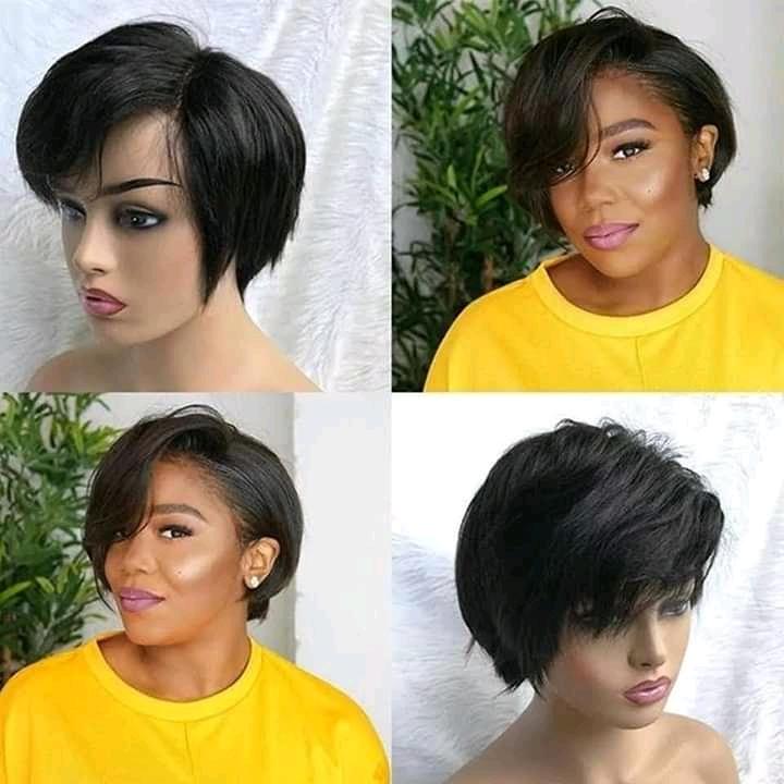 Raw virgin wigs