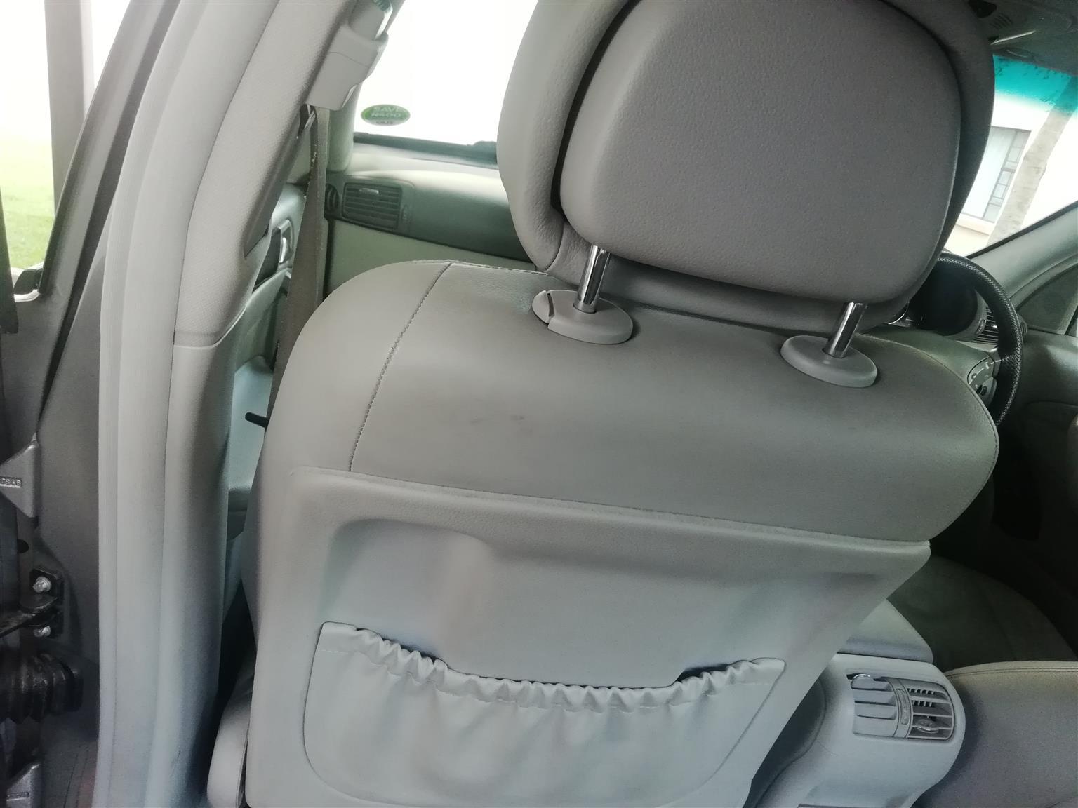 2006 Mercedes Benz C Class C180 Elegance auto