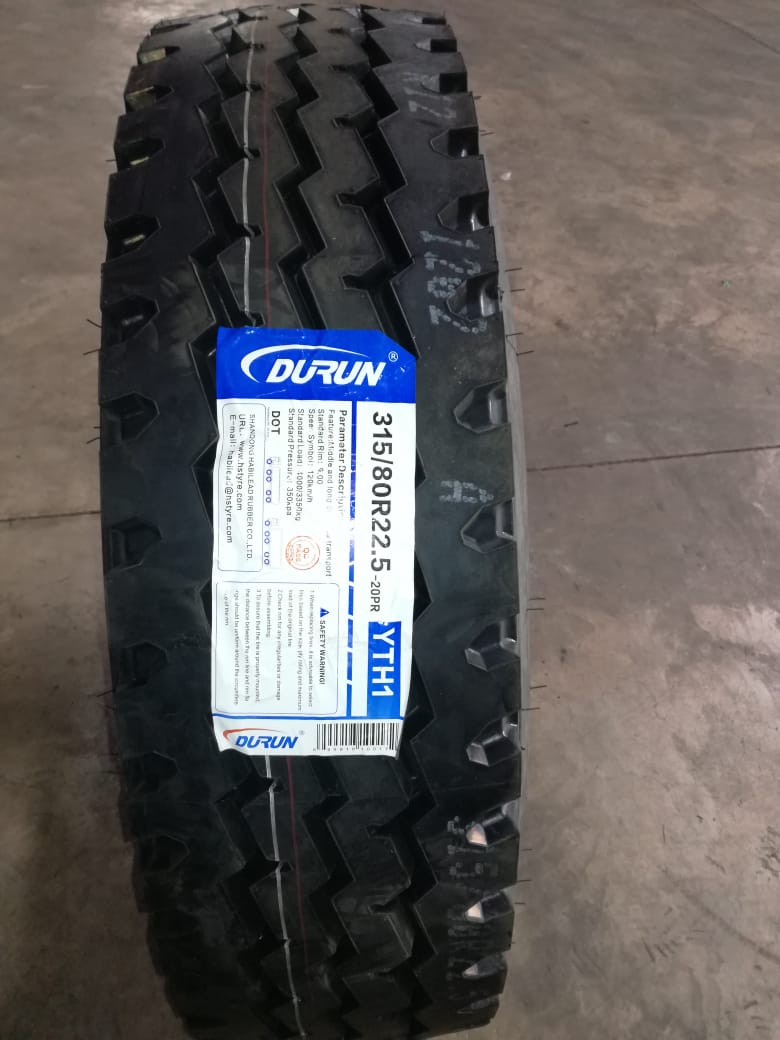 Truck and Bus Tyre For Sale