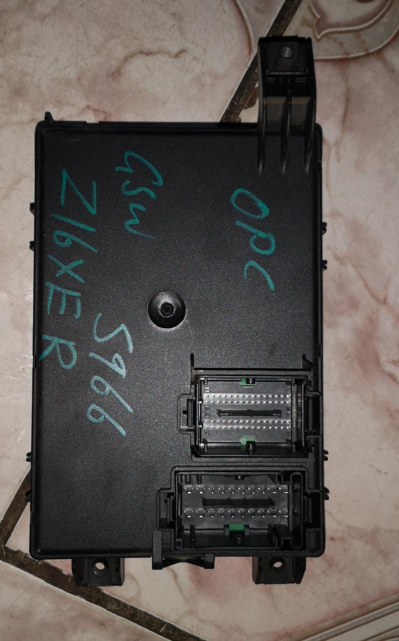 OPEL CORSA OPC 1.6 2008 USED LOCKSET FOR SALE