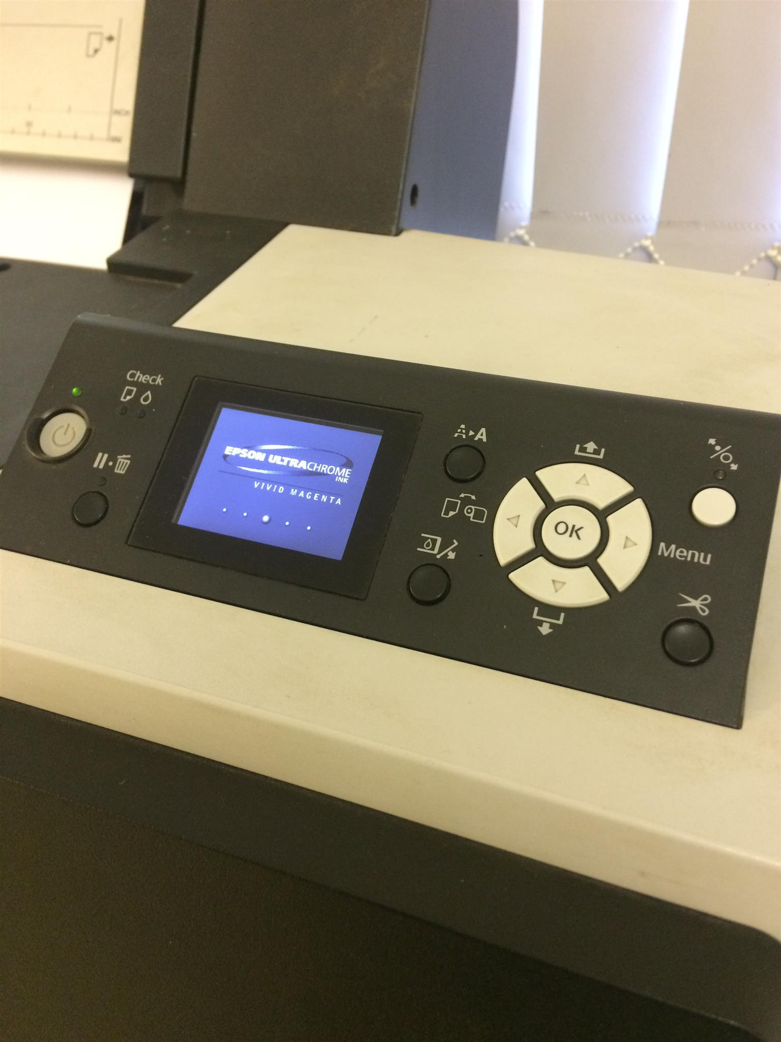 Wide Format Printer Epson stylus 9700