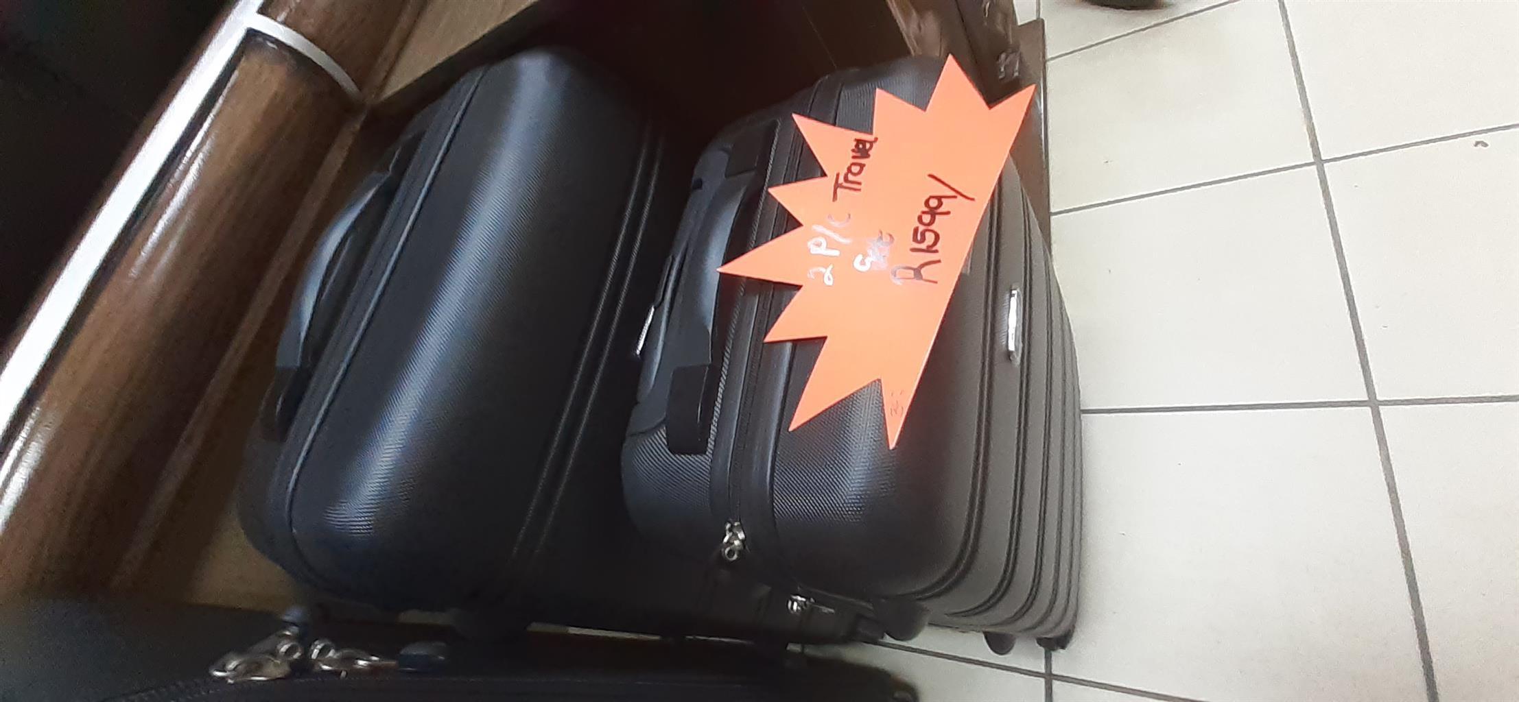2 Piece Travel Bag.