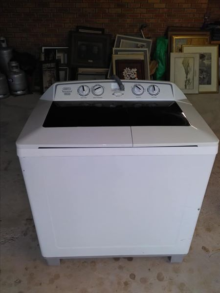 Defy 13 kg twin tub washing machine