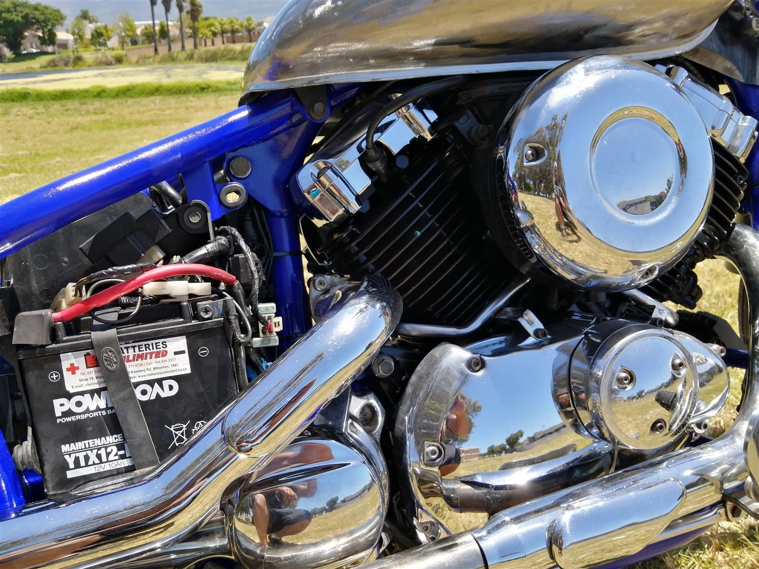 2002 Yamaha Dragstar