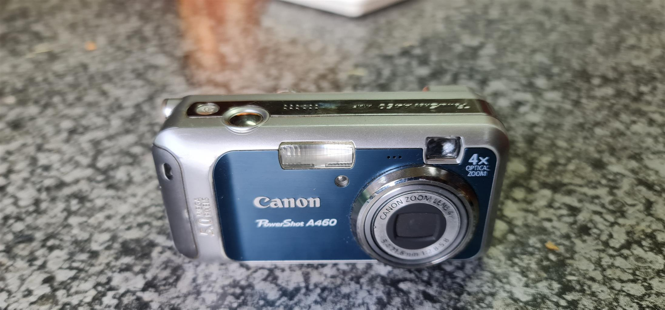 powershot a460 canon