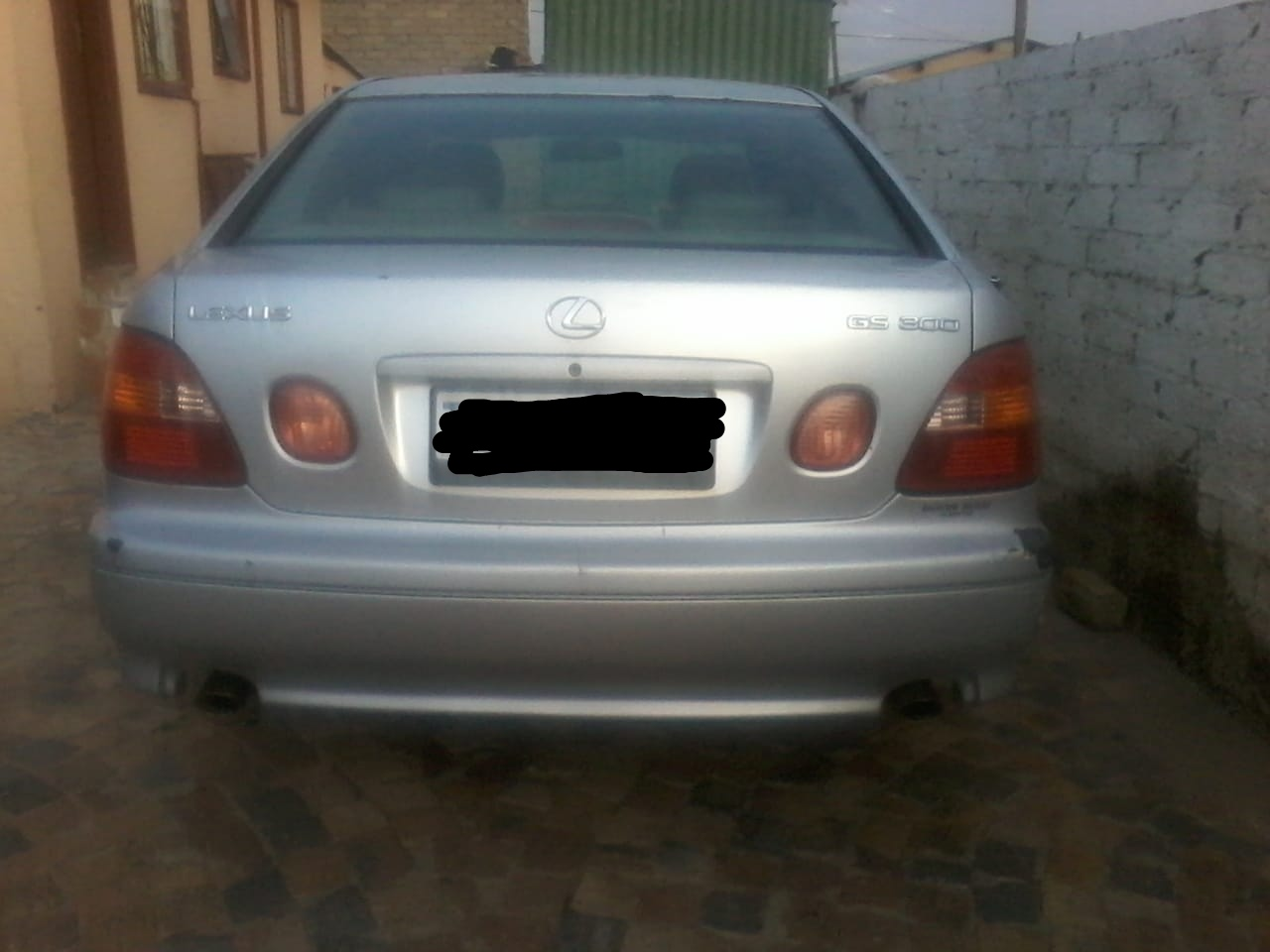 1999 Lexus GS 300 automatic