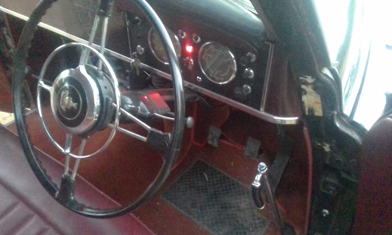 1959 Rover P4 100