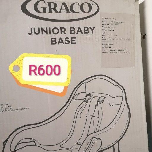 baby Graco car base