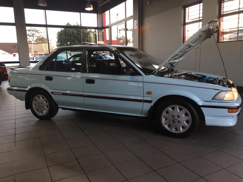 1989 Toyota Corolla 180i GLS