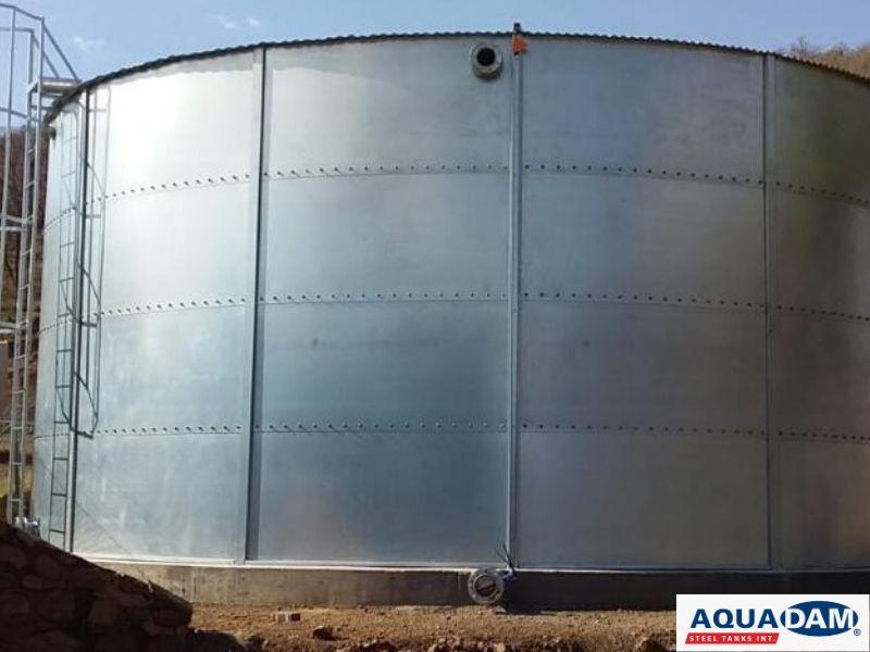 Fire Tanks - Water Storage Tanks