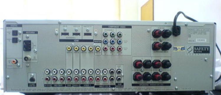 Sony Home Theatre System - STR-K1500