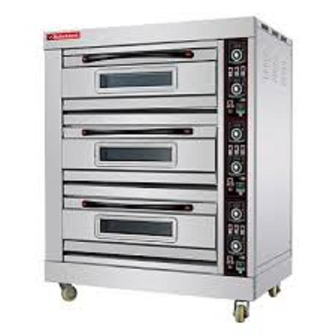 Triple Deck Oven - 9 Tray