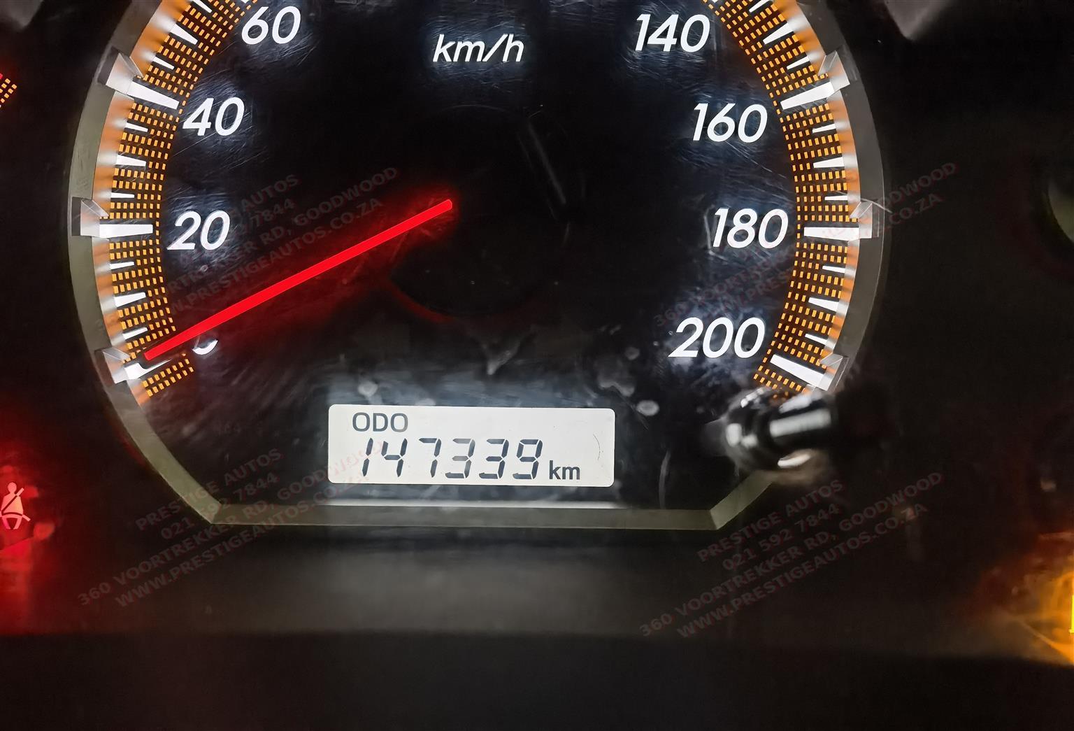 2012 TOYOTA HILUX 2.7 VVT-i RAIDER 4X2  D/CAB
