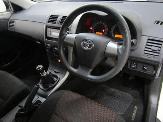 2015 Toyota Corolla 1.4 Professional