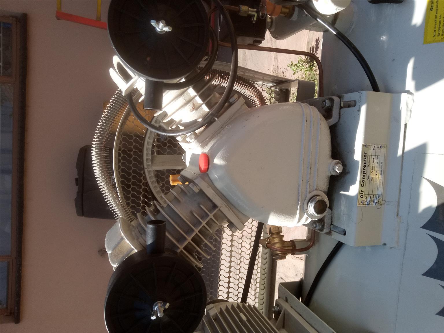 100 l kompressor and more