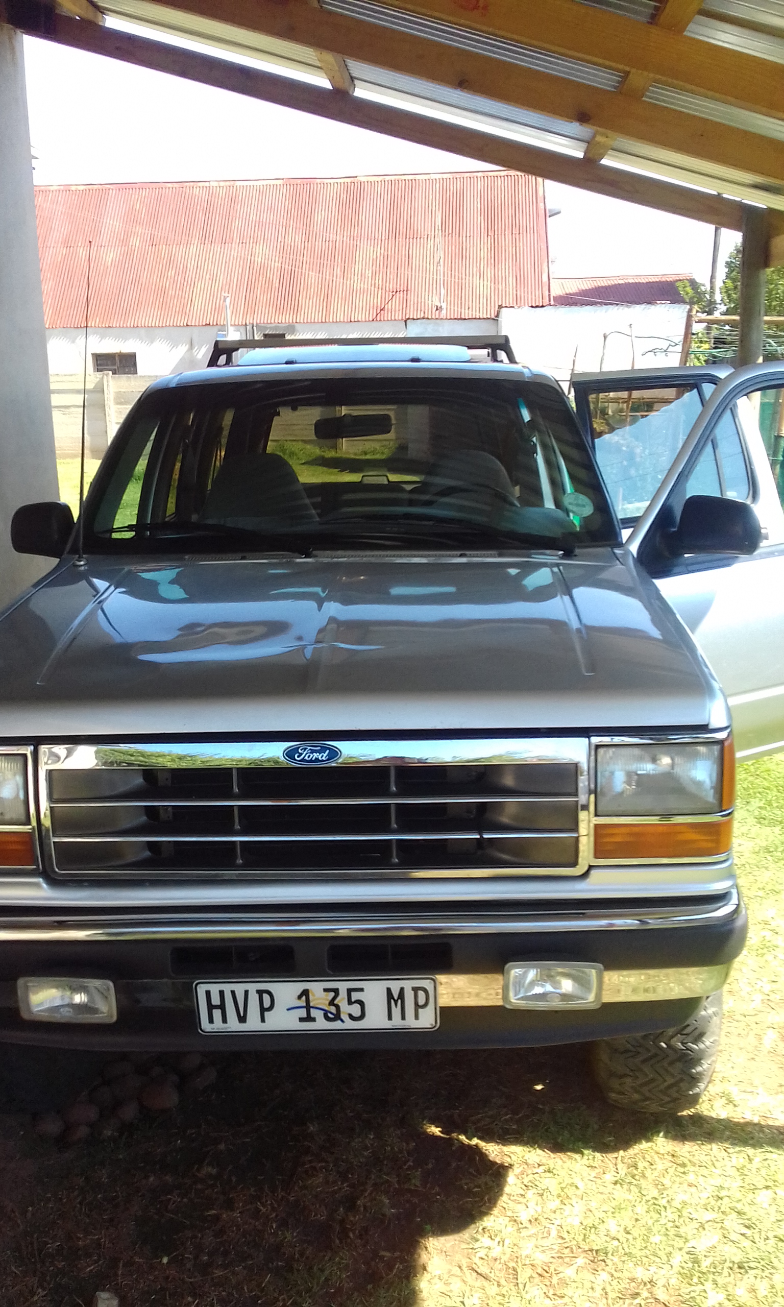 1983 Ford Explorer