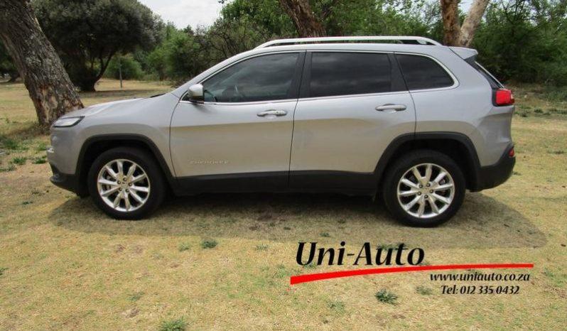 2015 Jeep Cherokee 3.2L 4x4 Limited
