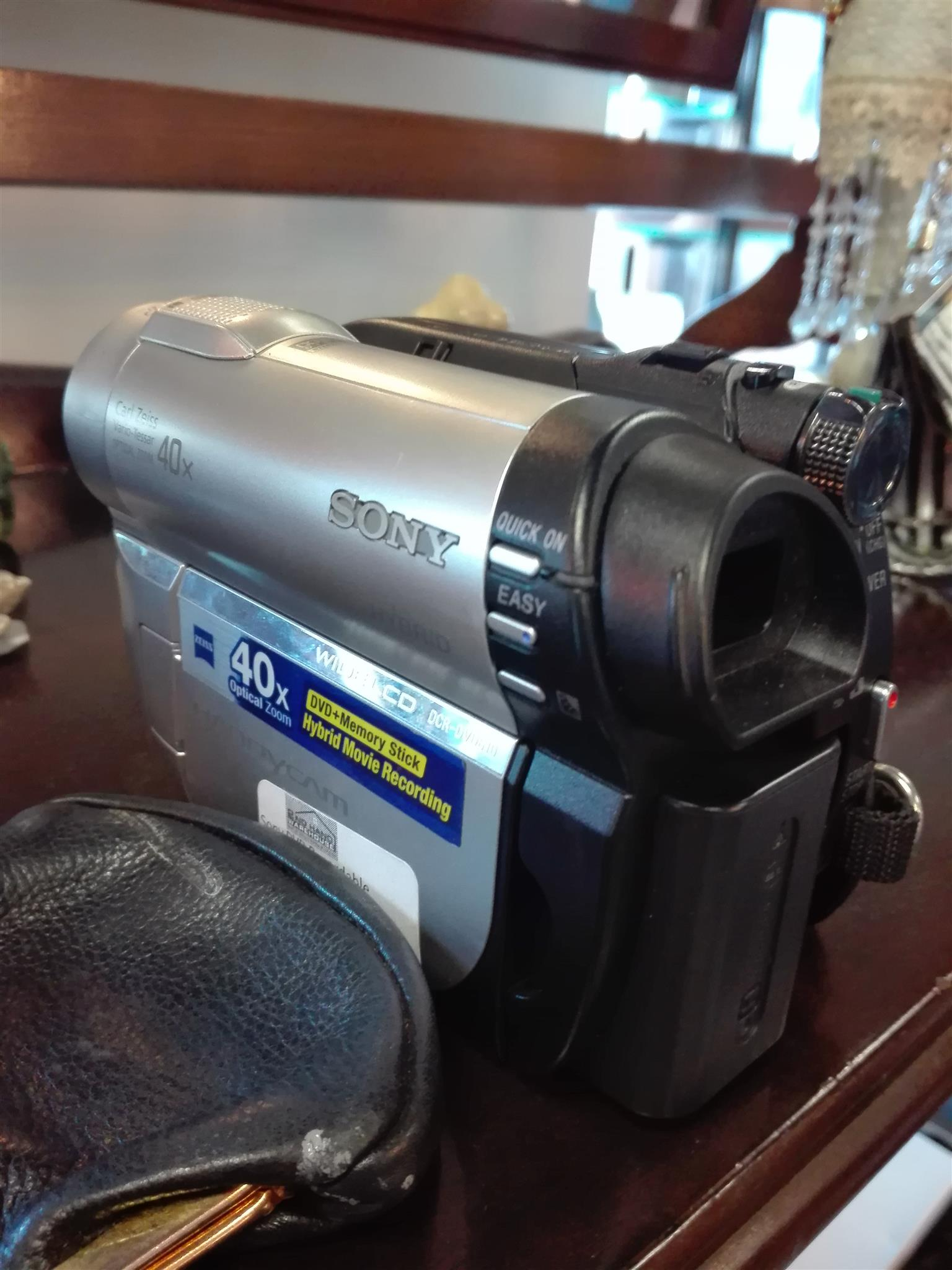 This camera is in a very good working order