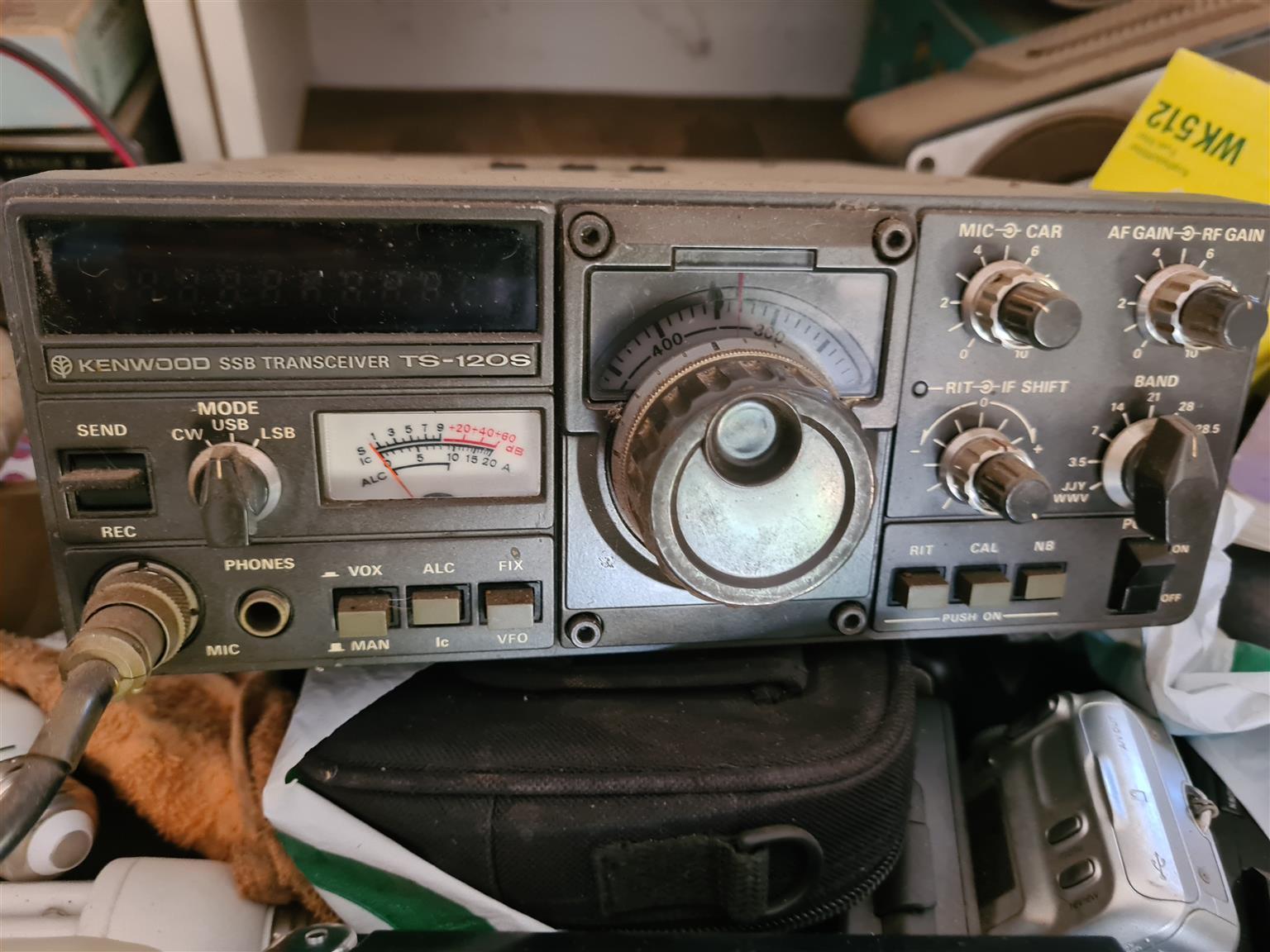 Kenwood TS-120S Transceiver