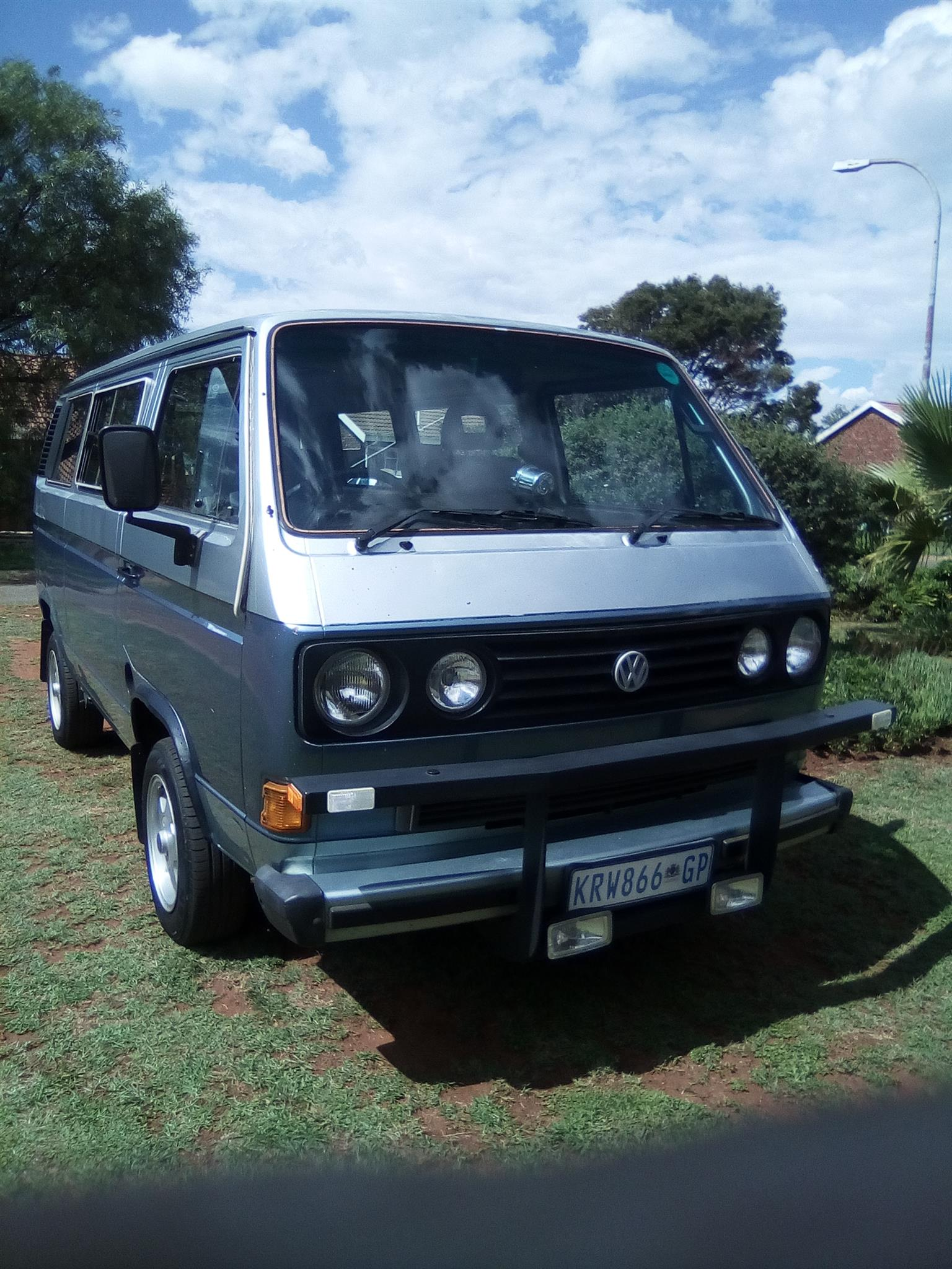 1989 VW Kombi 2.0TDI 103kW LWB