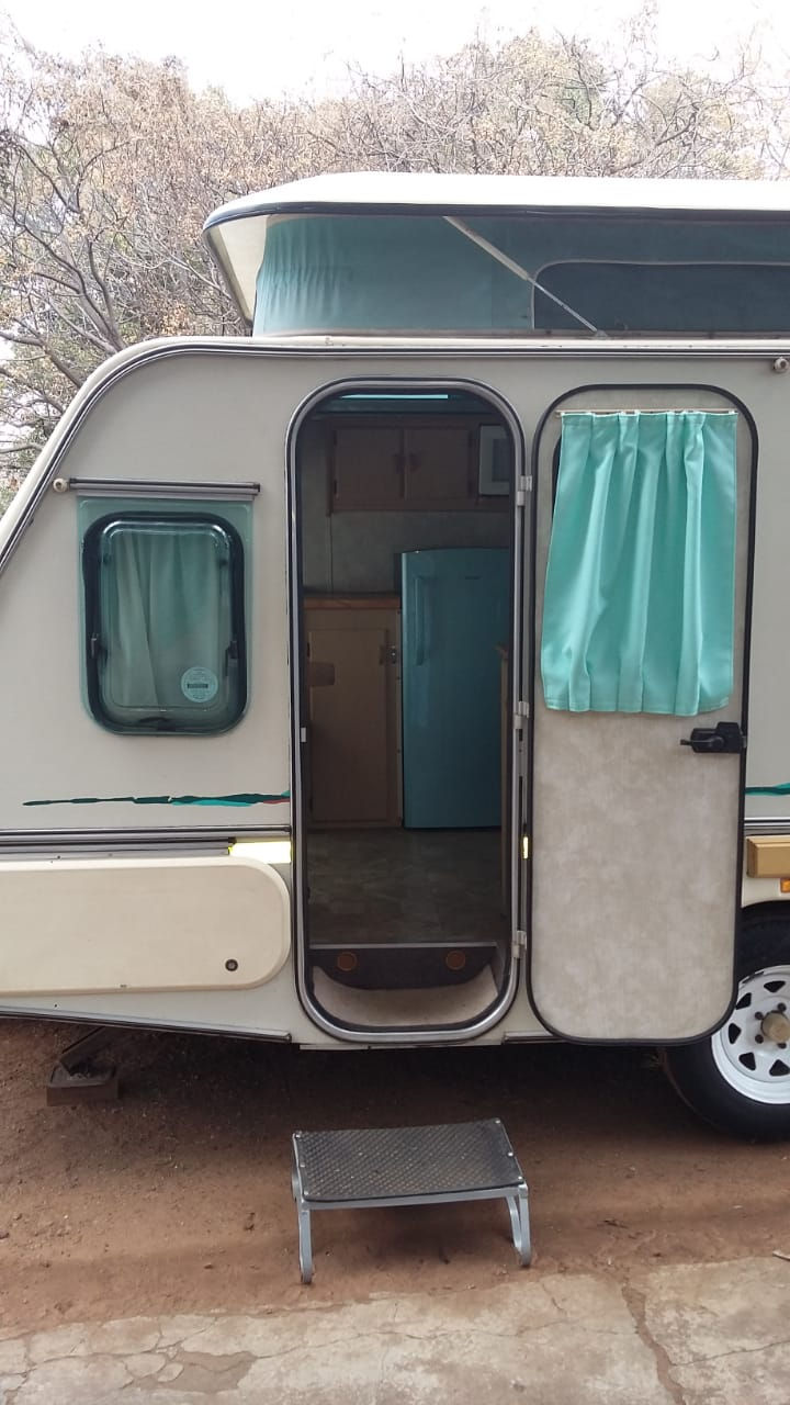 1999 Gypsy Raven for sale