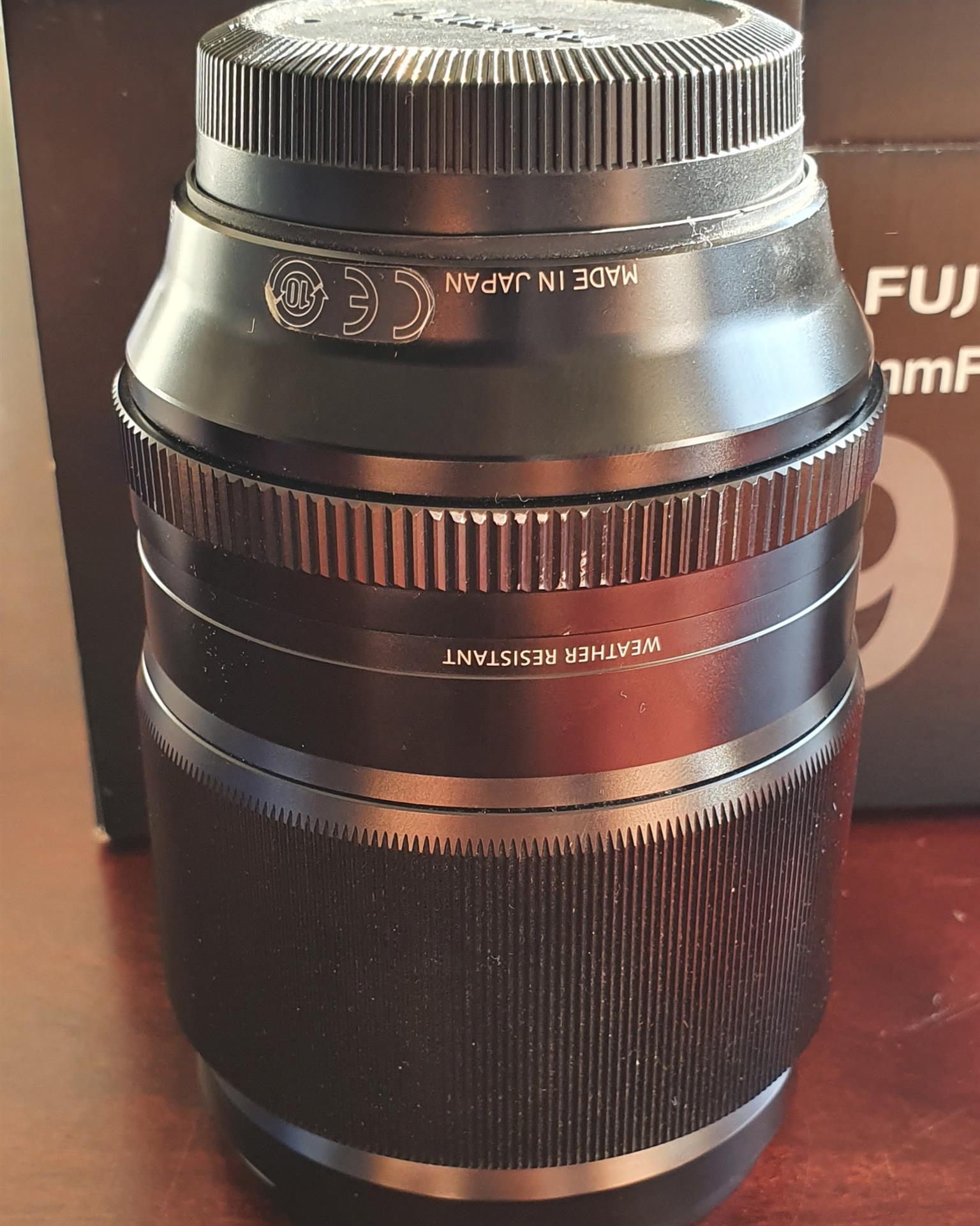 Fujifilm 90mm F2