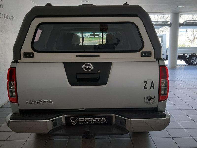 2015 Nissan Navara 3.0dCi V6 double cab 4x4 LE