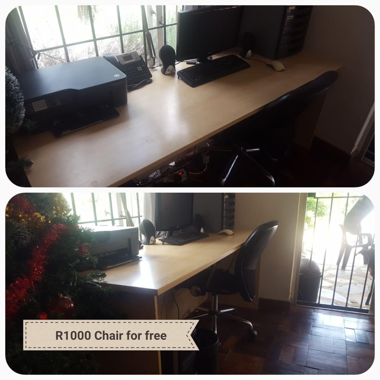 Medium size desk