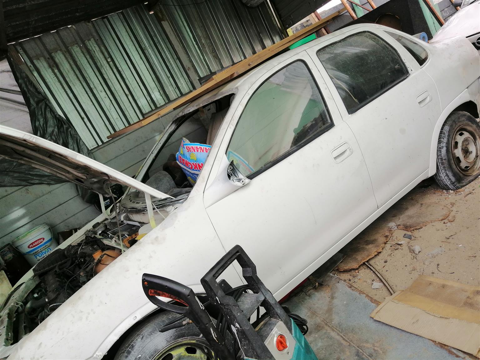 2001 Opel Corsa Lite 1.4i