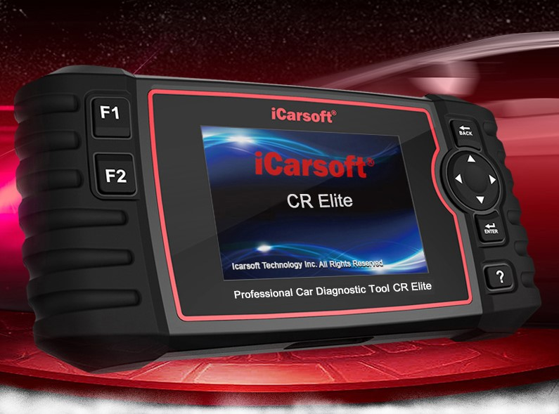 Vehicle Code Reader >> Vehicle Code Reader Icarsoft Cr Elite Multisystem Diagnostic Tool Now In Stock Junk Mail