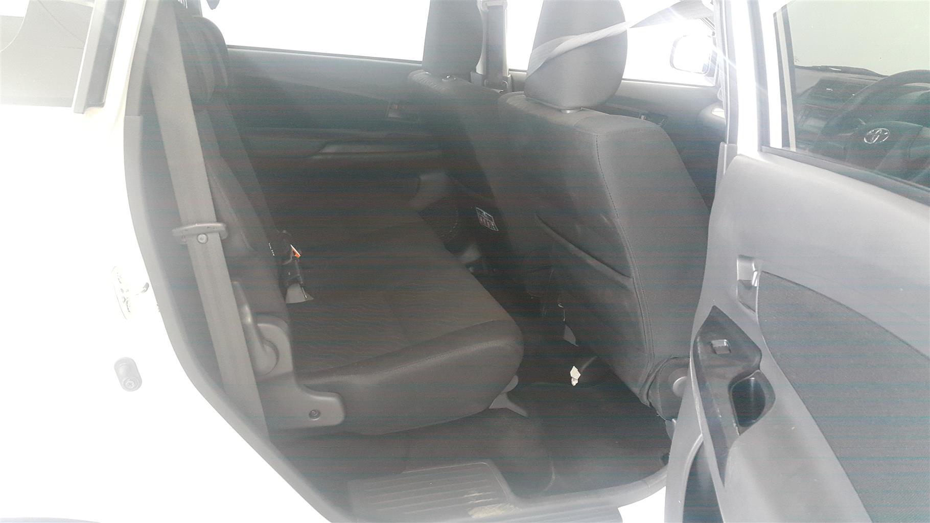 2016 Toyota Avanza 1.5 SX