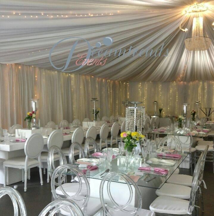 Wedding Decor Parties Corporate Events Glass Wedding