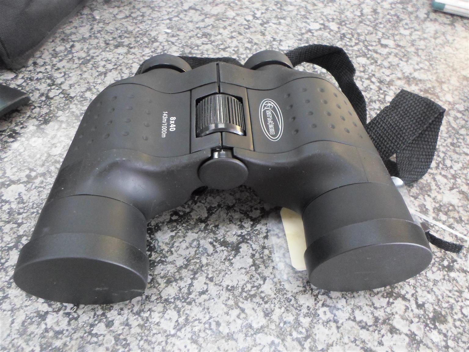 Digi Plus 8x40 Binocular