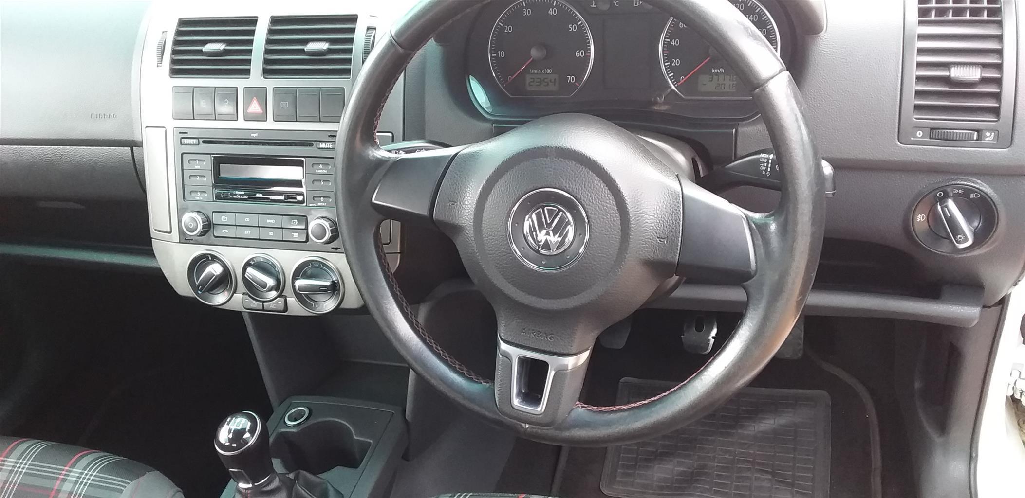 2017 VW Polo Vivo hatch 1.6 GTS