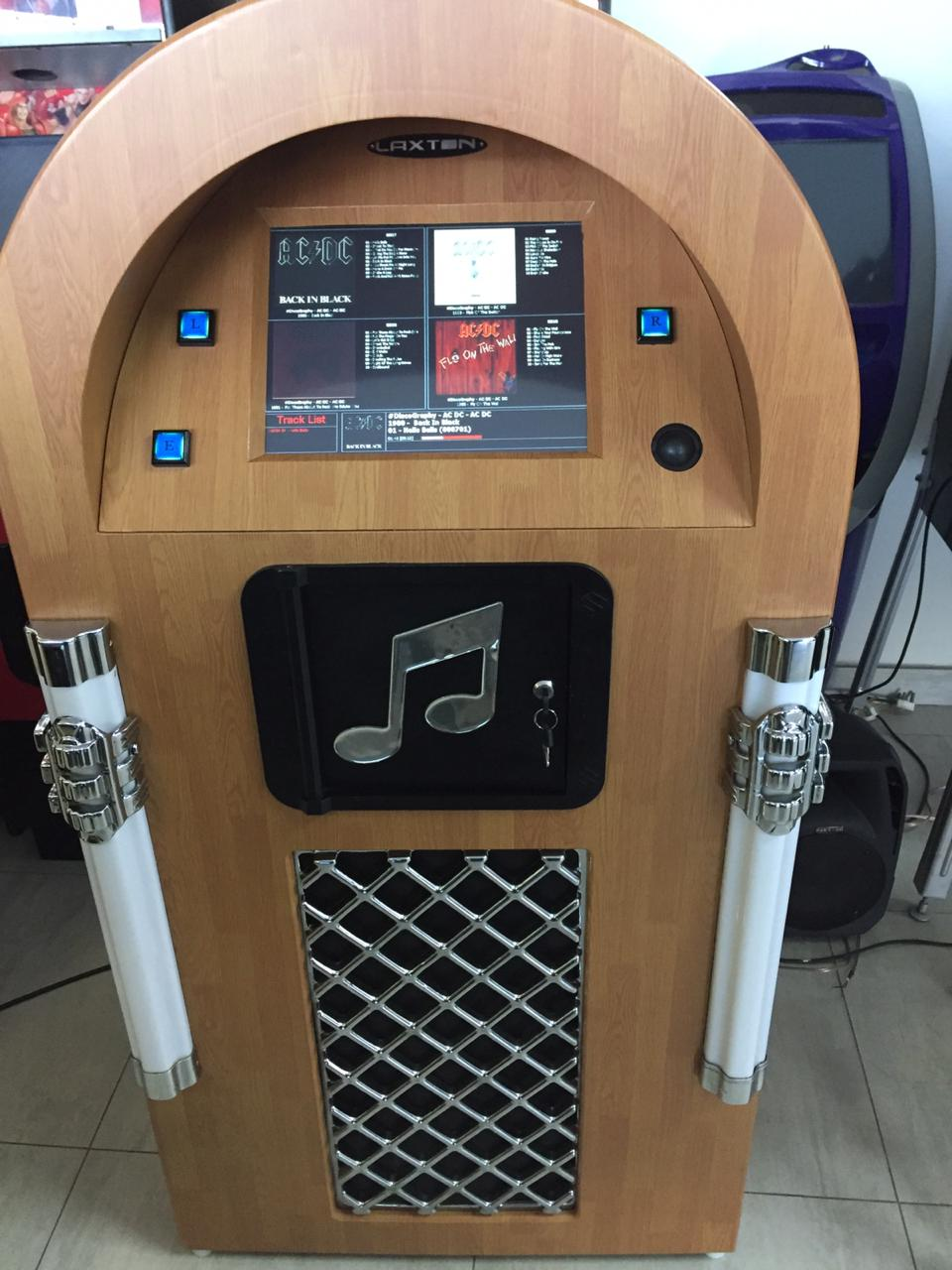 Digital Jukebox for sale in Excellent condition