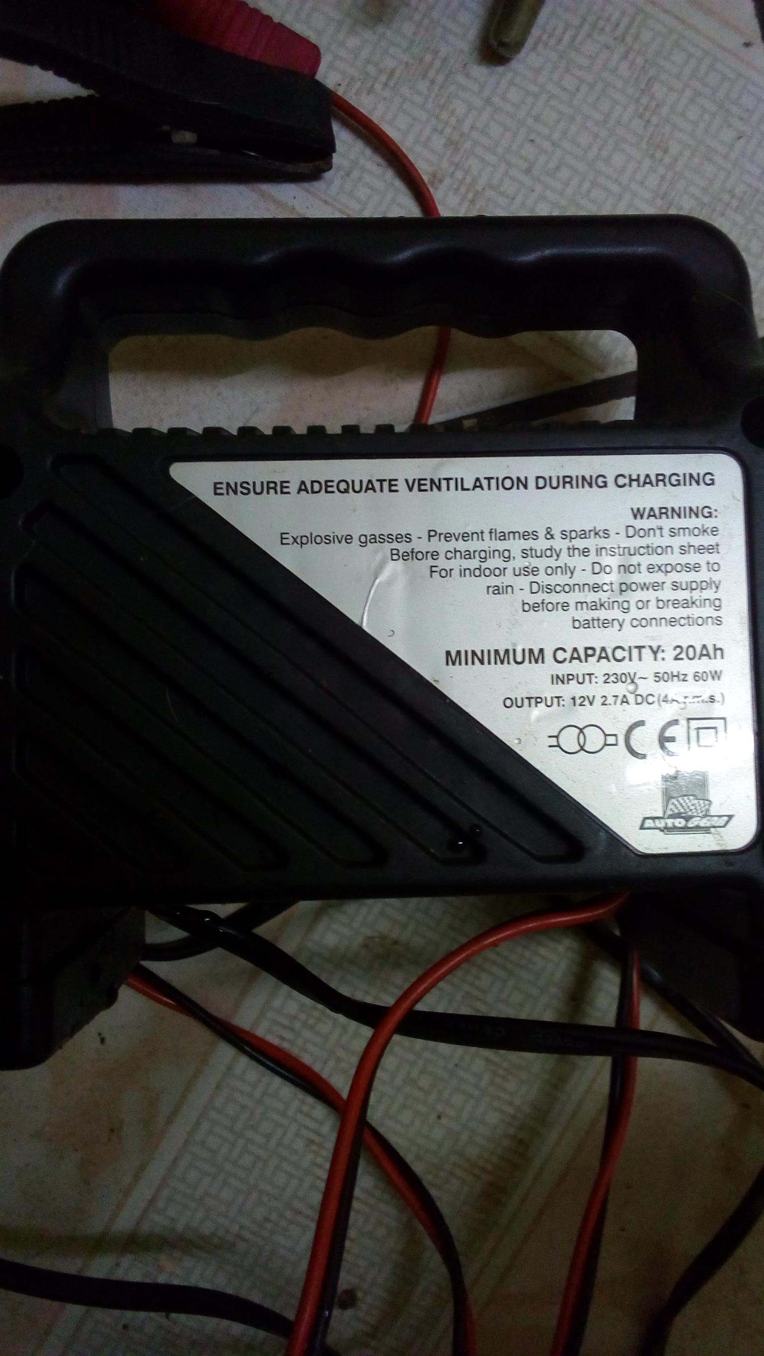 Car Accessories Battery Chargers