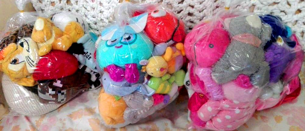 Beautiful soft toys for sale!