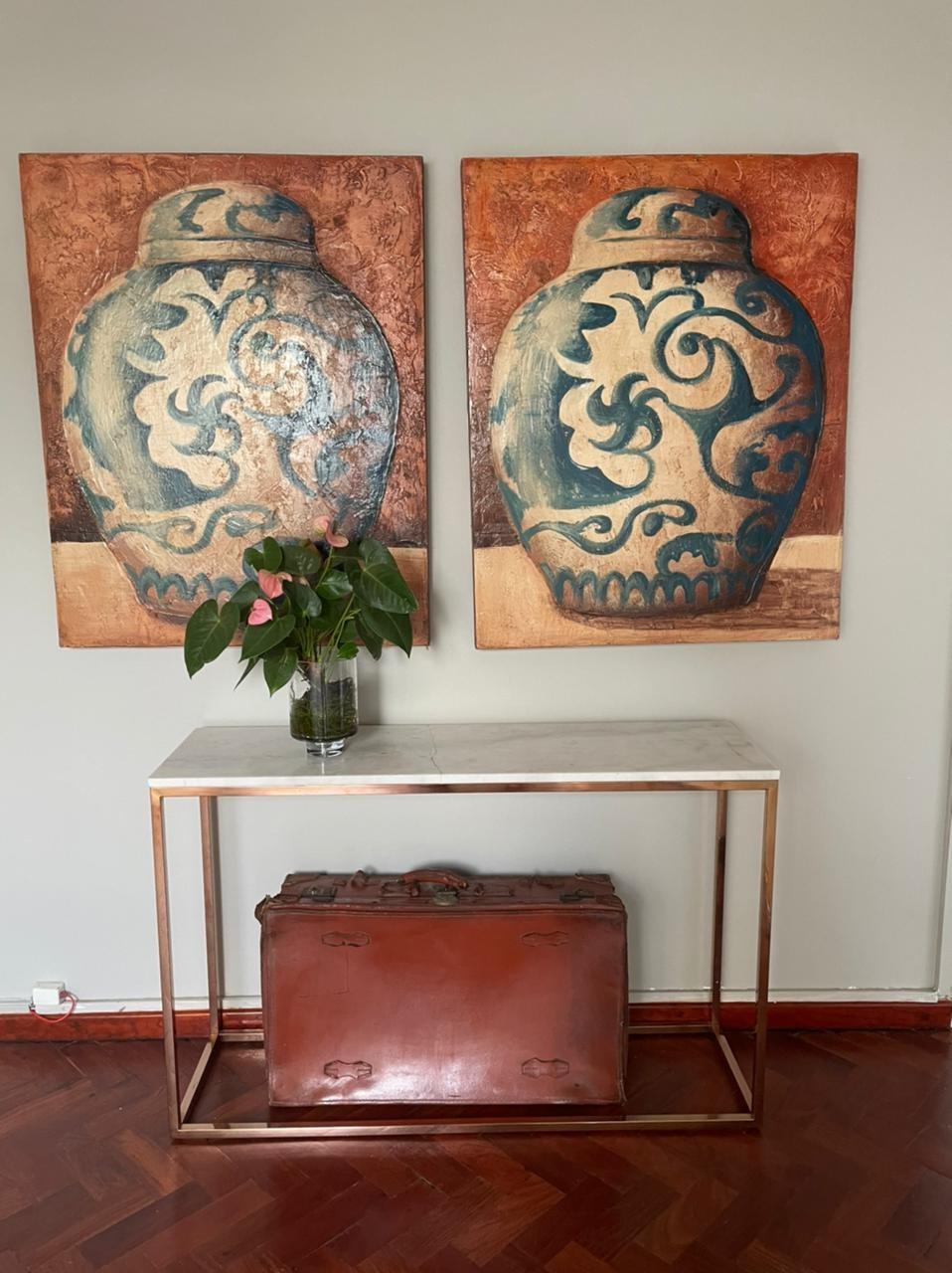 Acrylic Canvas Painting Set