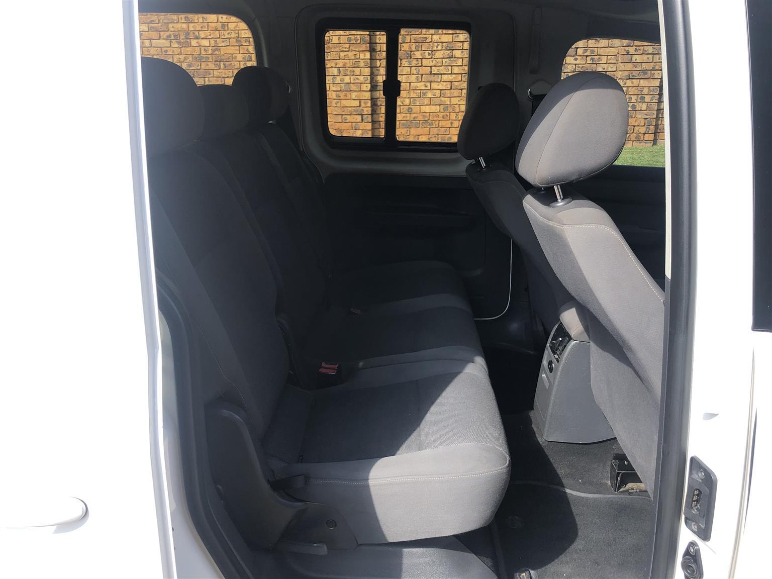 2014 VW Caddy Maxi crew bus CADDY MAXI CREWBUS 2.0 TDi