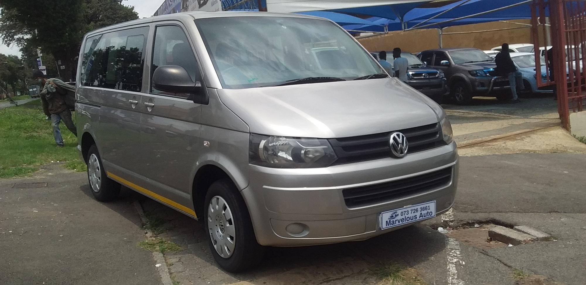 2013 VW Kombi 2.0TDI SWB Comfortline