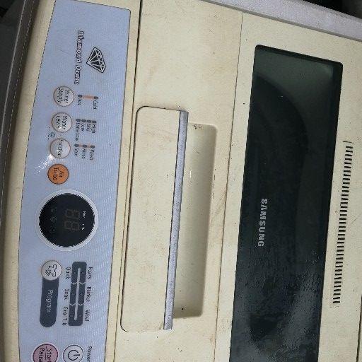 Samsung Top Loader 8kg washing machine working good